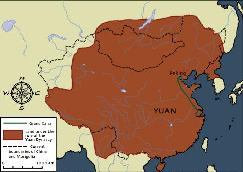 Cultural Effects of the Yuan Dynasty Protected Mongol identity 1. Marriage 2. Language 3.