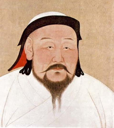 Kublai Khan Grandson How does this look sinicized?