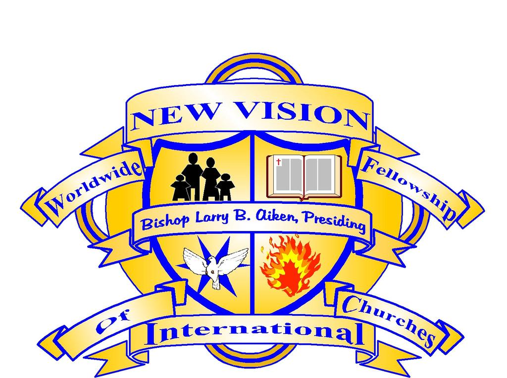 New Vision World Wide Fellowship of Churches, INC 6640 Swope Parkway Kansas City, MO 64132 816-363-7940 ext 102/ 816-361-9255 Fax www.mmbckc.org Bishop Larry B.