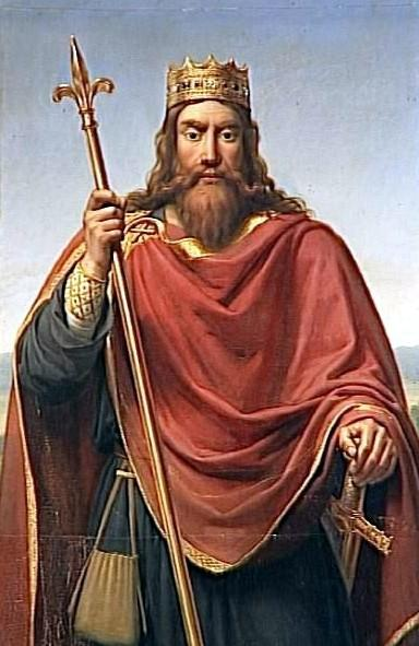 Charlemagne (768 814) a turning point in European history.
