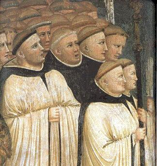 New Orders Cistercians Outside monastery Hildegard of Bingen