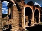 We will start from the Ancient Appian Way to visit the Catacombs, the ancient underground christian cemeteries and first hiding places for the Christians.