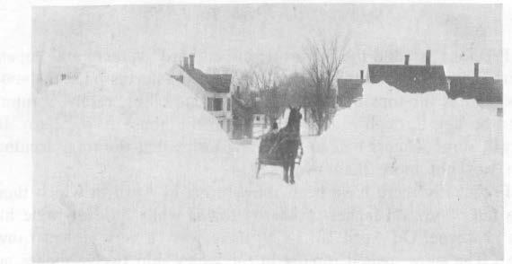 After the Blizzard of 1888 Gilsum and A. A. Woodward of East Swanzey and others, and in published histories too numerous to mention.