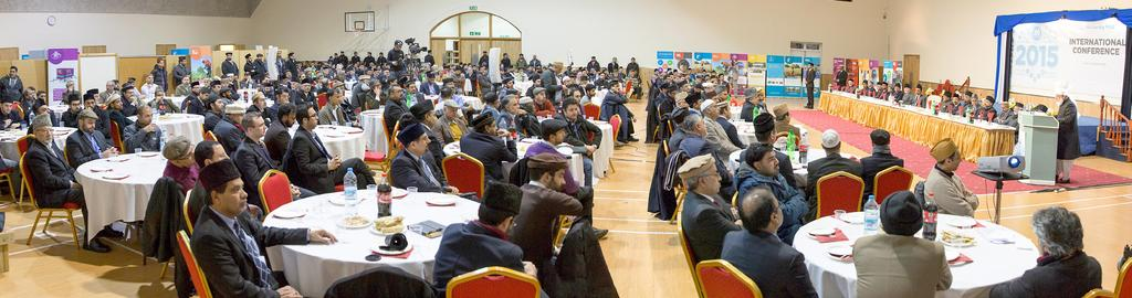 In terms of financial sacrifice, I am pleased to say that with the Grace of Allah, there are many Ahmadis who spend in the way of Allah for the benefit of mankind and who also sacrifice their time
