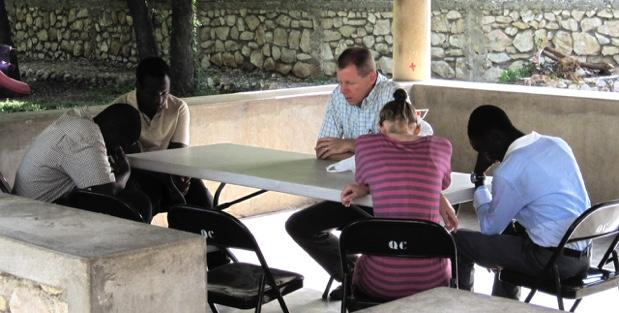 Pastoring QC in Port-au-Prince is somewhat akin to a big fish in a small bowl. The opportunities to make an impact within leadership and upper economic strata in the community is substantial.