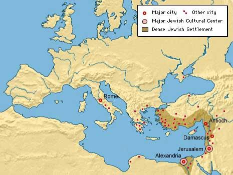 (Hanukkah) 64 BCE, Jerusalem fell to Romans and the Kingdom of Judah became one of the provinces of the Roman Empire (Judea).