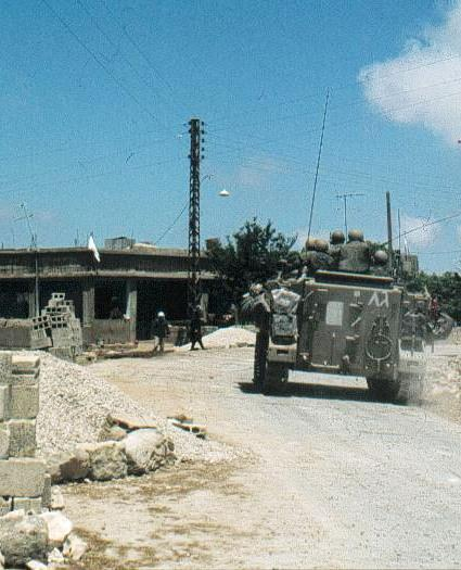 1982 LEBANESE WAR: Operation Peace for Galilee June September 1982 CAUSES OF THE CONFLICT Increased operations in southern Lebanon and northern Israel by the PLO Israeli support for the Christian