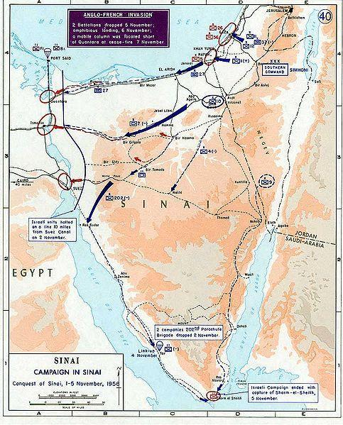 CAUSES OF THE CONFLICT 1953 - Military Coup in Egypt (Nasser) British Troops withdraw from Egypt Egypt Nationalized the Suez Canal Britain, France & the U.S. withdraw their financial support of the