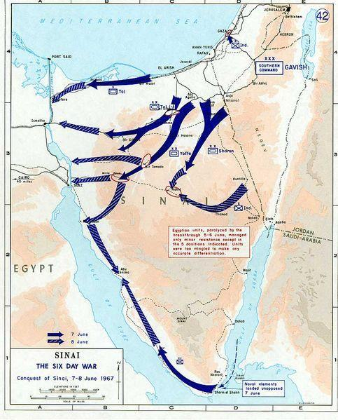 THIRD ARAB-ISRAELI WAR: The Six Day War 5 10 JUNE 1967 CAUSES OF THE CONFLICT Arab refusal to recognize Israeli State Redirection of the Jordan River Israeli Raid on Jordan Military base Boundary