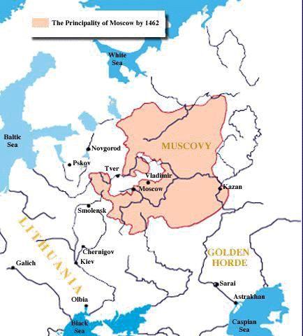 In 1378 the Muscovites defeated the Mongols Mongols burned Moscow