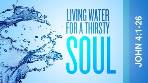 Thirst is deep craving of the body for fluids. People dying of thirst have been known to drink saltwater from the sea knowing it would kill them so powerful is the intense craving for water!