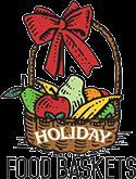 Christmas Food Baskets Beginning November 5th through December 19th, you will have the opportunity to respond to your many blessings by bringing an offering to