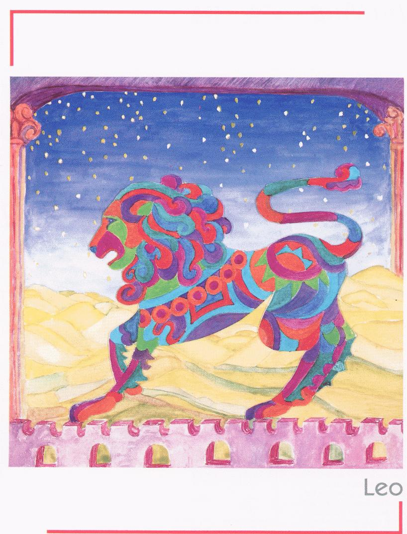 NEW MOON IN LEO CYCLE OF CREATIVITY