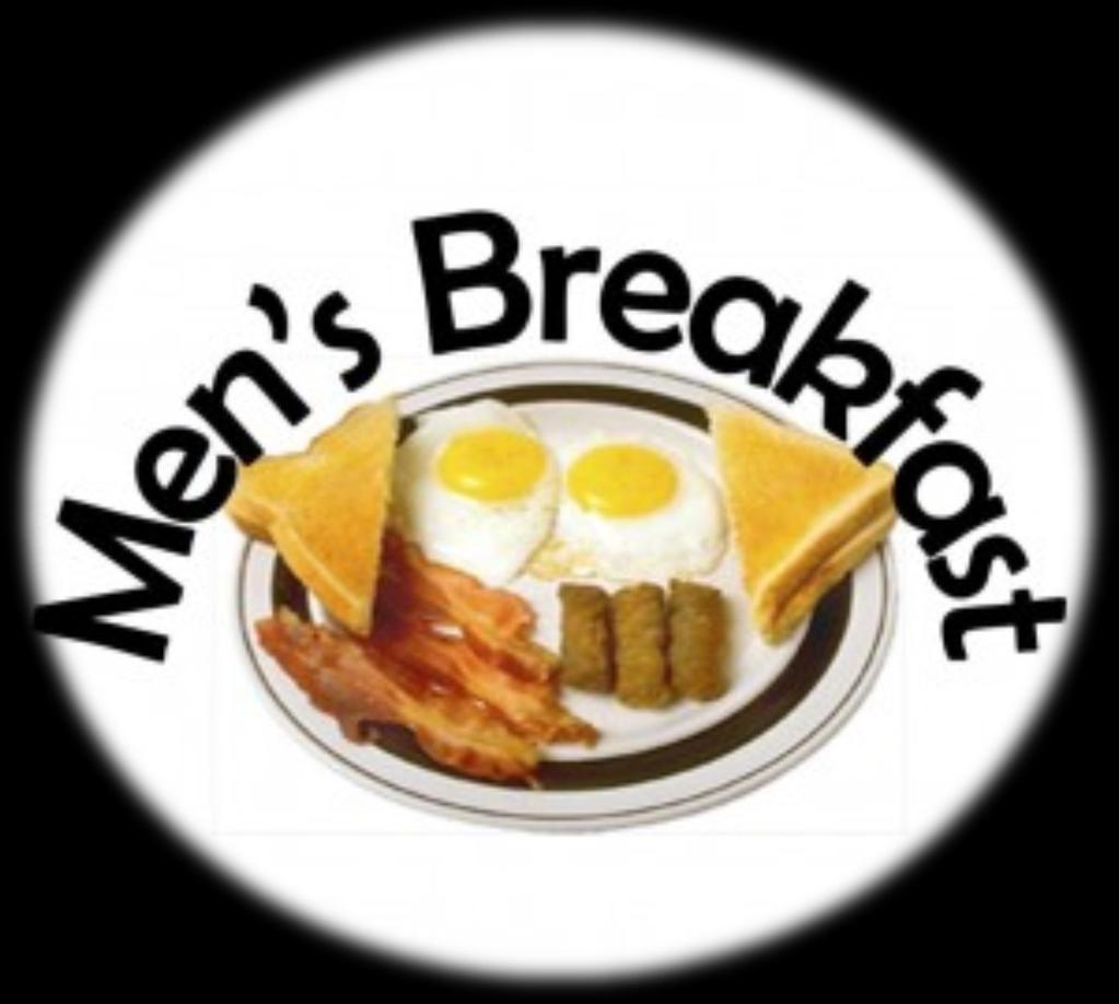 Men s Breakfast will be canceled