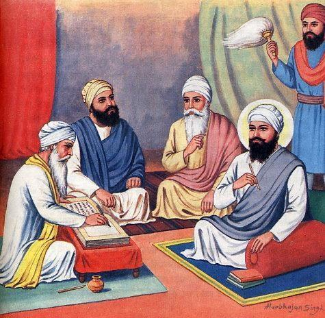 Key Gurmat Message: All Guru Sahiban have the same light (Waheguru s Jot). Over time, the same Guru Jot has been transferred from one Guru Sahib to the next.