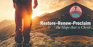 Come Take a Walk Lifelong Faith Formation Renew, Restore, Proclaim This year is designated to Pray and Prepare for the upcoming changes.