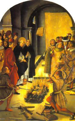 Dominic and the Dominicans (1170-1221) 1220: Dominic Founds of the Order of Friars Preachers express purpose: to preach against and otherwise combat heresy