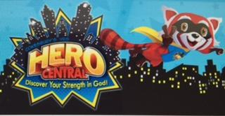 ! VACATION BIBLE SCHOOL Hero Central I want to thank