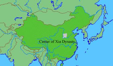 The Golden Age of China Begins around 2852 BCE Always follows the Mandate of Heaven