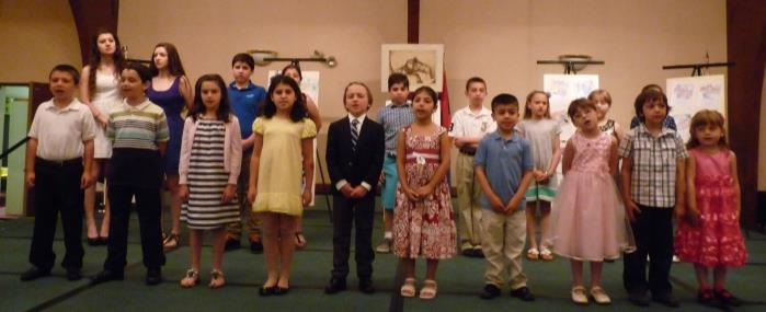 The Illinois District Councils of the PAW & PCAF Invite You to Pentecost  Sunday! Jun