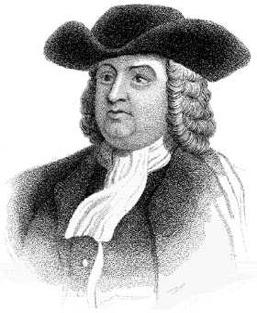 William Penn Main author of founding governmental document called The Concessions.