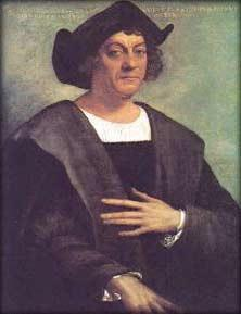 1. Christopher Columbus Christopher Columbus was