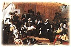 2. Mayflower Compact The Pilgrims clearly stated that they came
