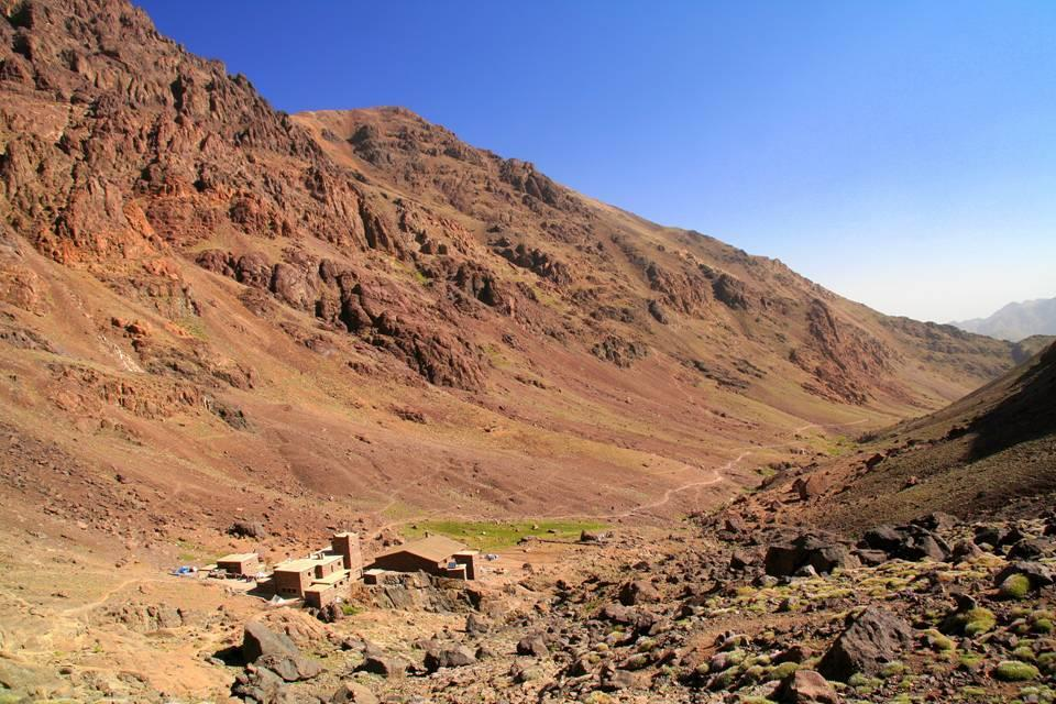 ATLAS MOUNTAINS Over