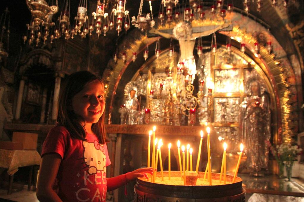 Jerusalem Holiest Place for Christians