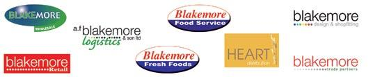 Introduction Founded by Arthur and Harriet Blakemore in 1917, A.F. Blakemore & Son Ltd began life as a one-man counter service grocery store in Wolverhampton.