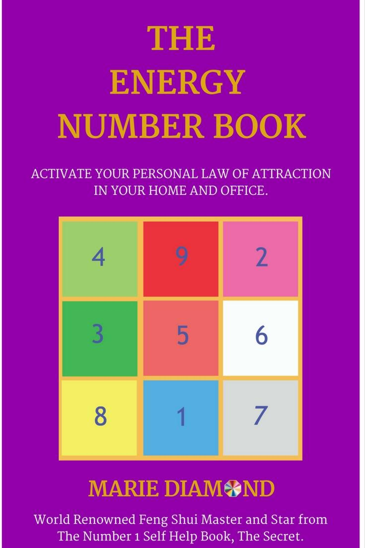 THE ENERGY NUMBER BOOK In the Energy Number E-Book, Marie Diamond explains the Energy Number System and goes deeper into the following topics for all the 9 Energy Numbers: - Colors for your Energy
