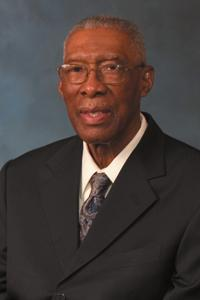 Bishop D, Rayford Bell Presided 1989-2000 Bishop Dennis Rayford Bell was born on July 9, 1923 in Mississippi.