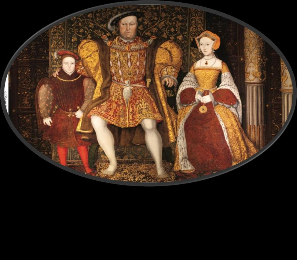 Henry VIII and His Successor Henry VIII finally achieved his goal of a male heir in 1537 when his third wife, Jane Seymour, gave birth to a son.