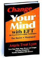 with EFT Basics and Advanced by EFT Trainer Angela