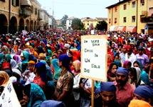 region by the Sikh community. More recently, this festival is also celebrated around the world by the Sikh diaspora.