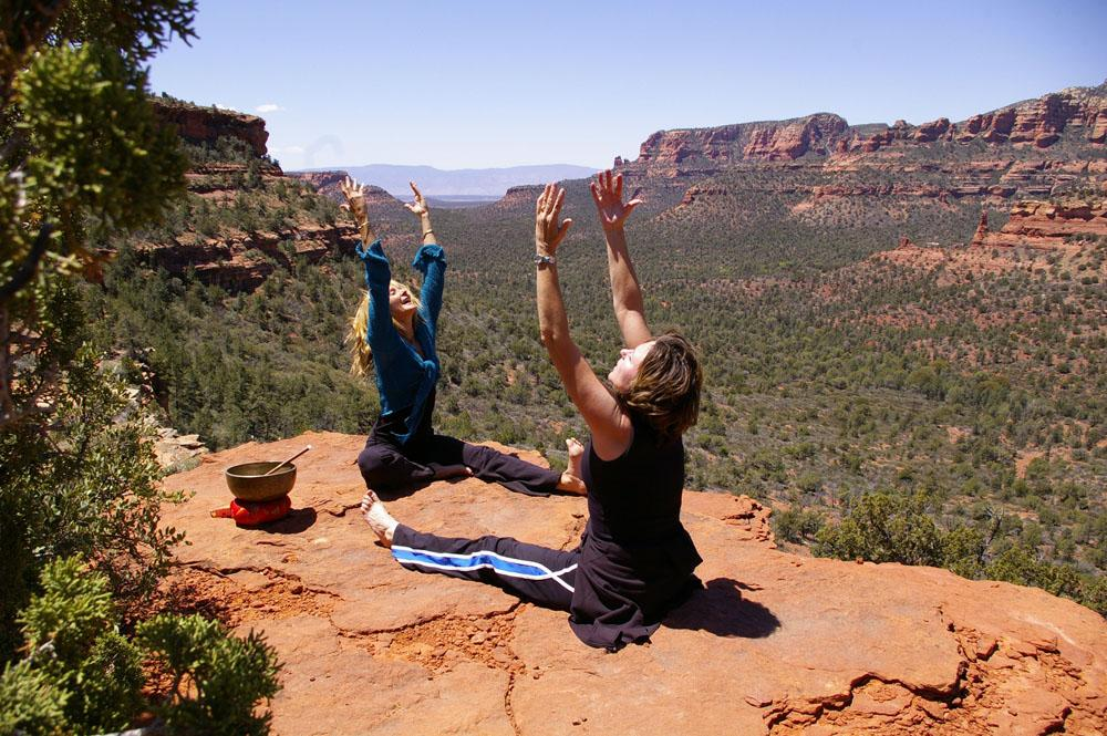 I would recommend Sedona Soul Adventures to people who are really Soul searching & who are interested in looking deep within themselves. It s like putting 10 years of therapy into four days.