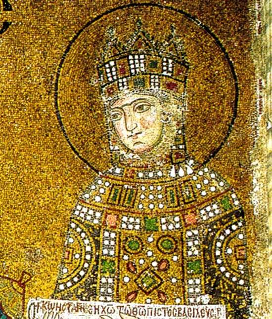 The Golden Years of Byzantium Emperor Basil Emperor The 50 years following Basil s death were years of prosperity and growth.