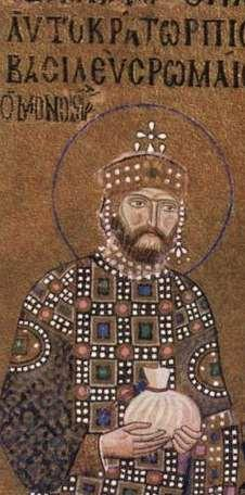 Zoe s Husbands Romanos III Argyros (1028-34). Reversed Basil s financial arrangements and suffered a defeat in the east which cost him popularity.