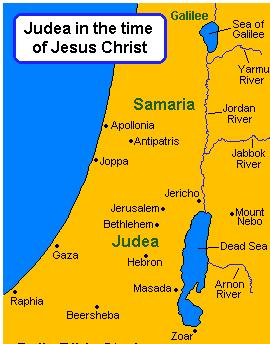 Rise of Christianity During Pax Romana - Christianity emerges 63 B.C.E. Judea conquered Jewish monotheism permitted Jews reluctantly live under Roman c. 26 C.E. Jesus begins preaching to villagers Welcomed by man in Jerusalem Threatened Judaism - Romans feared a revolt.