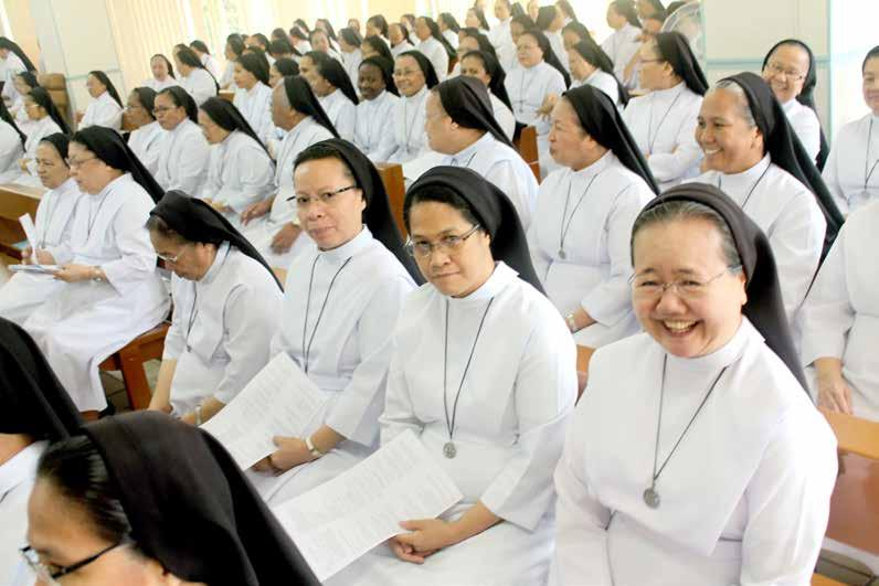 RVM Sisters Elect New Superior General 2 Mother Maria Corazon D.