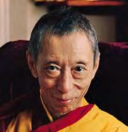 Venerable Geshe Kelsang Gyatso Rinpoche is the founder of the New Kadampa Tradition.
