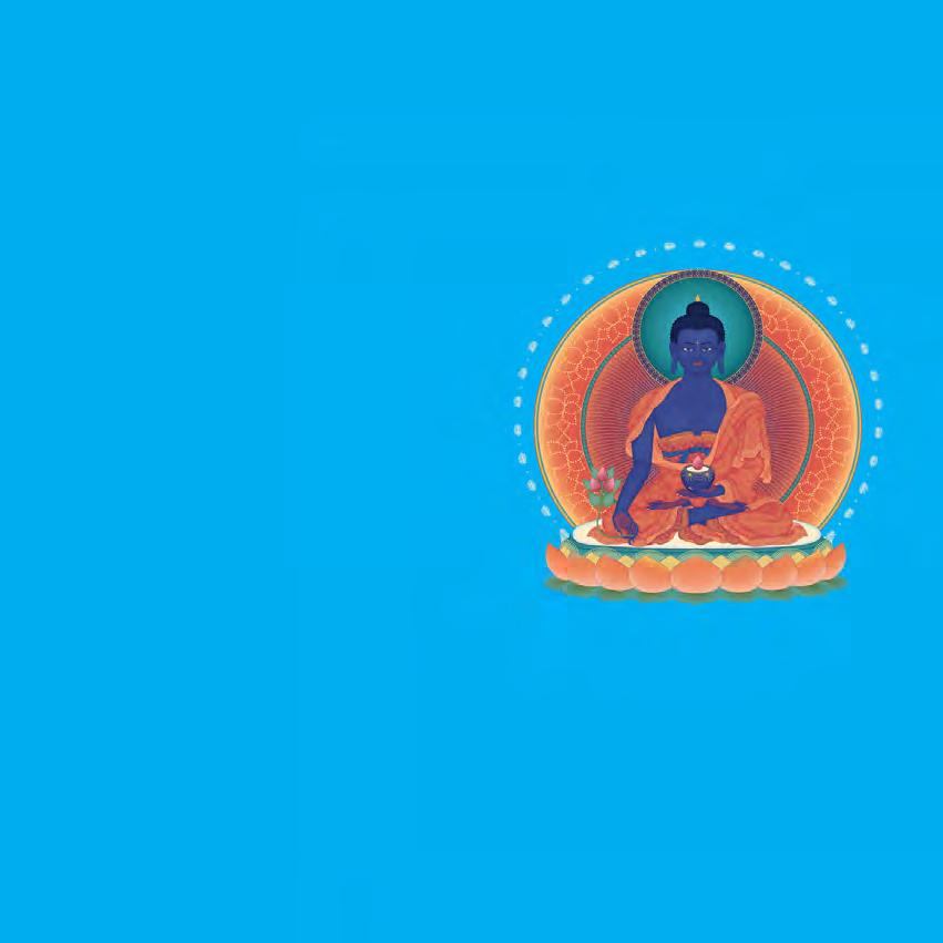 MEDICINE BUDDHA EMPOWERMENT AKSHOBYA KADAMPA BUDDHIST CENTRE SATURDAY 4 NOVEMBER 10.30am - 4.