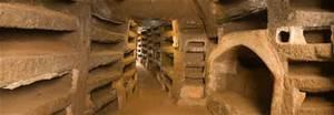 These catacombs were privately owned by rich Roman citizens The views of