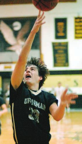 By BEN CRAVEN HERALD-CITIZEN Sports Staff SPARTA White County High School was an absolute madhouse Friday night as both of the Sparta teams trailed most of the game only to come back and win in
