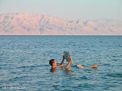 sea level) Gulf of Aqaba South of Israel and