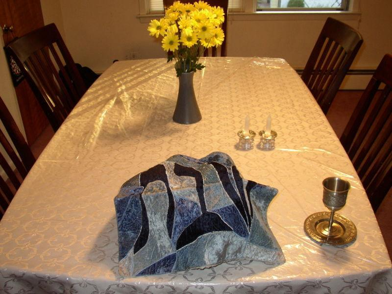 Shabbat is the weekly day of rest in Judaism.