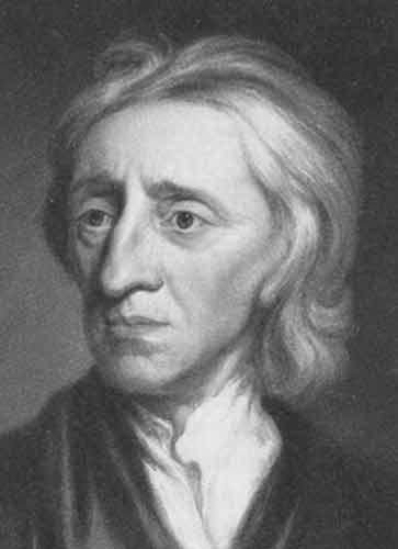 John Locke (b.1632-1704) Wrote Two Treatises on Government (1689) Beliefs - 1. Man could learn through experience & was capable of good 2. supporter of Man s Natural Rights 3.