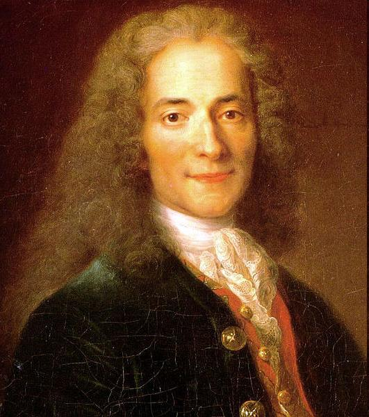Voltaire (b.1694-1778) French philosopher, greatest writer of his day! Published Candide (1759) - satire Beliefs: 1.