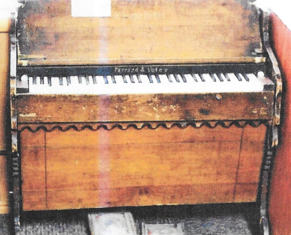 November 2017 DUP Artifact John Simister Organ Coalville DUP Artifact Collection Where: Coalville DUP Museum 101 South Main Coalville, UT 84017 Open by appointment and the last Wednesday of each