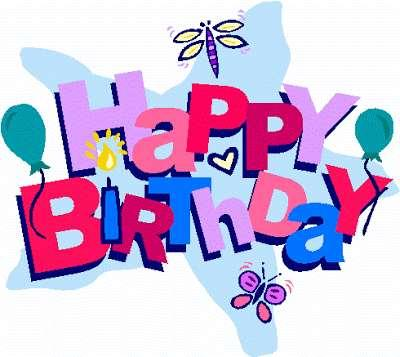 CONGRATULATIONS TO THOSE CELEBRATING A BIRTHDAY THIS WEEK 14th February Valarie Burke Megan (Meg) Fussell Tino Okello Clinton Rowe 15th February Menissa Knowles 16th February Joseph Bihl Alastair